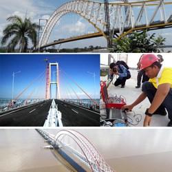 Jasa Loading Test Jembatan