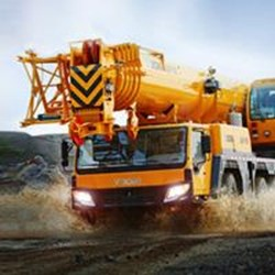 High-performance load moment indication and control solution for large-size truck crane