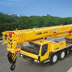 High-performance load moment indication and control solution for Medium-size truck crane