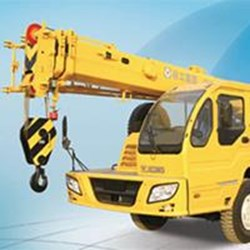 Simple safety load indication solutions for Small truck crane