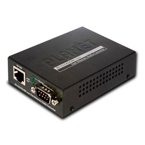 Planet Ics 100 Rs232 Rs422  Rs485 Over Fast Ethernet Media Converter