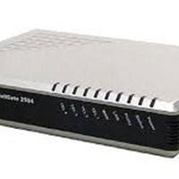 Jual Wellgate 2504 4-Line FXS SIP IP Gateway