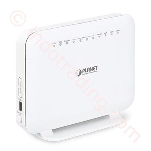 Planet Vdr-300Nu 300Mbps Dual Band Wireless Vdsl2 Router