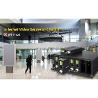 Distributor Planet Ivs-H125 H.264 Internet Video Server 3