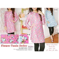 Flower Tunic series 22.23