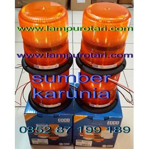 Dari Lampu Rotari Led 6 inch Biru 5