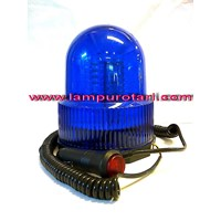 Jual Lampu Rotari 6 inch BRITAX Amber 2