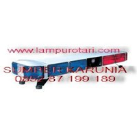 Jual Lampu Rotari 4 inch 12V Merah 2