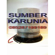 Lampu strobo SENCO F4100 Putih