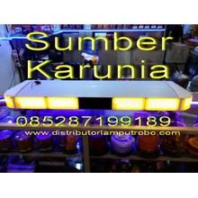 Lightbar Rotator TBD 5000 Kuning-Kuning