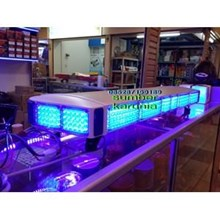 Lightbar TBD 5000 Biru - Biru