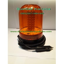 Lampu Rotary LED 6 inch 24V