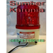 Lampu Rotary LTE 1121 220V