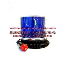 Lampu Strobo 10X biru
