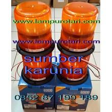 Lampu Blitz ECCO 6570 Amber