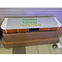 Lampu Lightbar TBD 5000 Kuning-Kuning