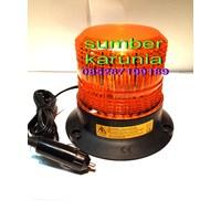 Jual Lampu Rotari LED 6 inch Amber 12V - 24V 2