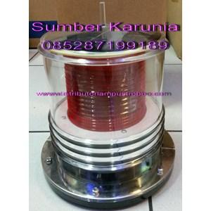Dari Lampu Strobo Solar Cell 6