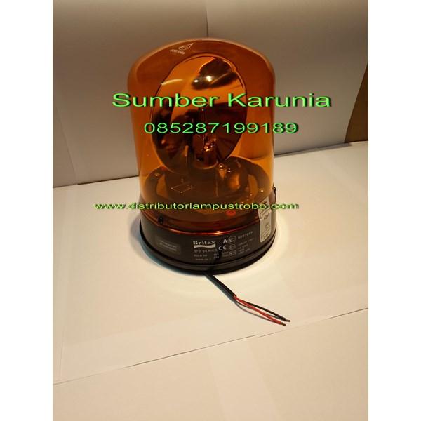 Lampu Strobo Solar Cell