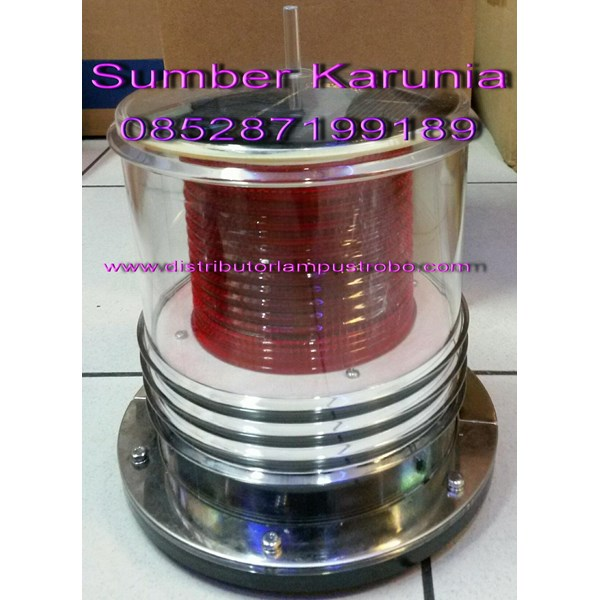 Strobe Lights Solar Cell