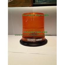Lampu Strobo 6 inchs Amber