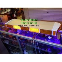 Lightbar Rotator Jasa Marga Kuning - Kuning