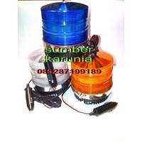 Dari Lampu Blitz  Federal Signal 4 inch Magnet 3
