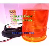 Distributor Lampu Rotari Led 4 inch Biru Federal Signal 3