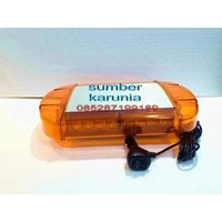 Distributor Lampu Strobo P336 Led 12V Blue 3