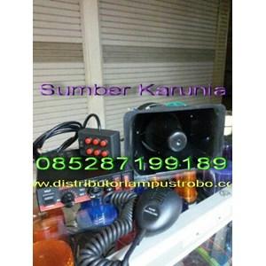 Dari Speaker Portable Toa Patwal Polisi CJB 100 0