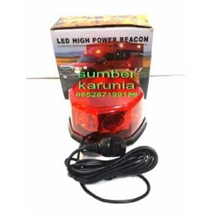 From Federal Signal Strobe Led Lights 4 Inch Magnet 1