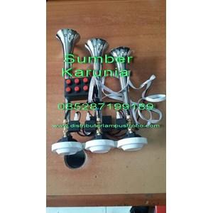 From Horn 3 Funnels 6 tones 24V 0