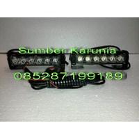 Lampu Led Strobo Polisi P1002K 12V  1