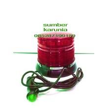 Lampu Led  Rotary Ambulance 12V - 24V Magnet