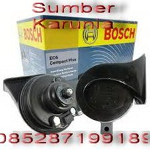 Klakson Bosch 12V Keong Hitam