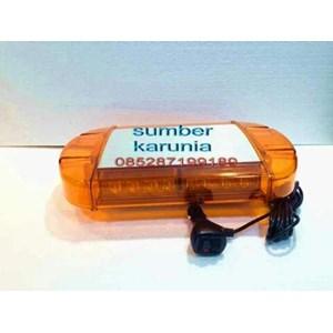 Lampu Led Strobo Polisi Minibar  30CM Kuning