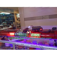 Lightbar Rotator Ambulance Led 12V