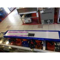 Dari Lightbar Rotator Led 12V E207 Biru 3