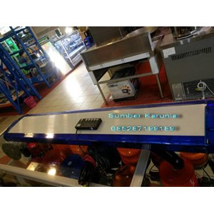Lightbar Rotator Led 12V E207 Biru