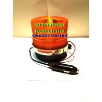 Dari Lampu Blitz Led Strobo Federal Signal Amber 16H  8
