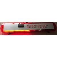 Lampu Strobo Polisi Rotator  E207 1