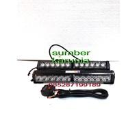 Lampu Strobo Polisi Rotator  E207 Murah 5
