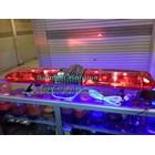 Lampu Rotator Ambulance 12V Merah - Merah  1