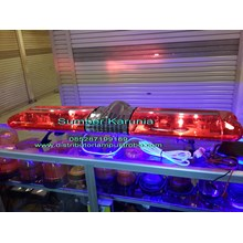 Lampu Rotator Ambulance 12V Merah - Merah