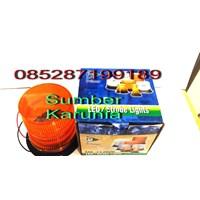 Distributor Lampu Blitz Led Strobo Polisi  Lightbar Kuning 12V. 3