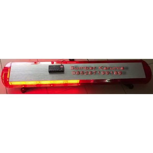 Lampu Rotator Polisi E207