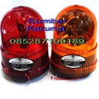 Lampu Strobo Polisi Rotator  12V 5