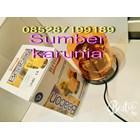 Lampu Rotary Merk Britax 6 Inch 9