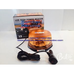 From Lampu Rotator Ambulance 12V E20 8