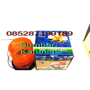 From Lampu Strobo Led 4 inch Federal Signal 6
